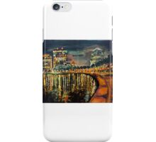 City Lights by Malinda Frances Knowles iPhone Case/Skin