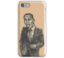 Funny Man iPhone Case/Skin