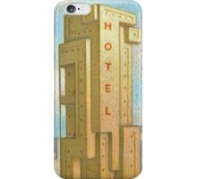 Bauhaus Hotel iPhone Case/Skin