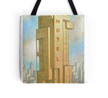 Bauhaus Hotel Tote Bag