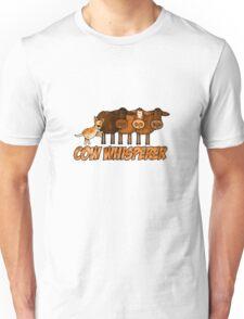 cow whisperer (herding red heeler) T-Shirt