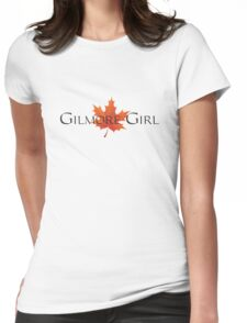 Gilmore Girl Womens Fitted T-Shirt
