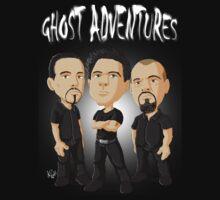 Ghost Adventures Crew T-Shirt