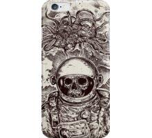 Space Devil iPhone Case/Skin
