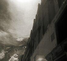 Landscape for Orson Wells # 6: Swirl by Juilee  Pryor