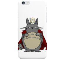 Toto-Thor  iPhone Case/Skin