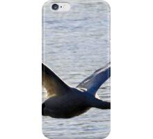 Swan In Flight........ iPhone Case/Skin