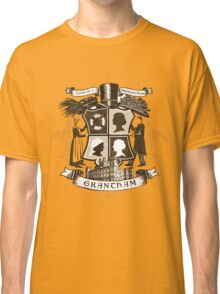 Grantham coat of arms (sepia) Classic T-Shirt