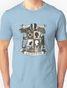 Grantham coat of arms (sepia) T-Shirt