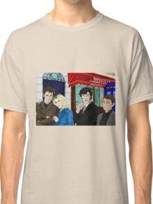 WhoLock On Baker Street Classic T-Shirt