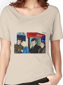 WhoLock On Baker Street Women's Relaxed Fit T-Shirt