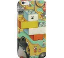 Leggo Duck mini golf iPhone Case/Skin