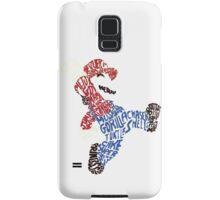Super Mario Samsung Galaxy Case/Skin