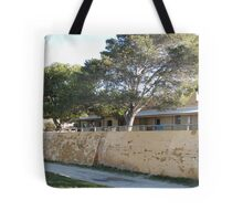 Old cottages Rottnest Island Tote Bag