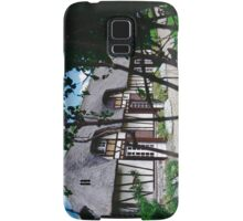 Paysages Normandie LOVE  landscapes 22 (c)(t) canon eos 5 by Olao-Olavia / Okaio Créations   1985 Samsung Galaxy Case/Skin