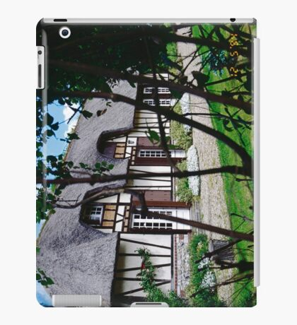 Paysages Normandie LOVE  landscapes 22 (c)(t) canon eos 5 by Olao-Olavia / Okaio Créations   1985 iPad Case/Skin