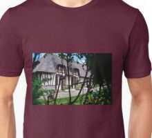 Paysages Normandie LOVE  landscapes 22 (c)(t) canon eos 5 by Olao-Olavia / Okaio Créations   1985 Unisex T-Shirt