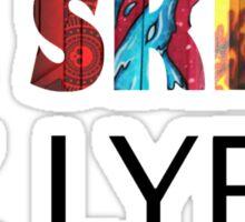 EZ SKINS EZ LYFE 2 Sticker