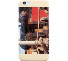 Bounty II - Deck Gun iPhone Case/Skin