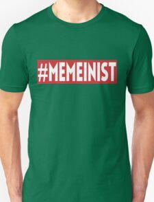 #MEMEINIST Unisex T-Shirt