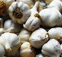 Garlic by rorycobbe