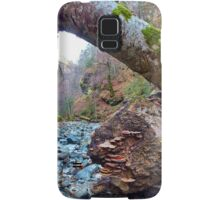 River in the canyon Samsung Galaxy Case/Skin