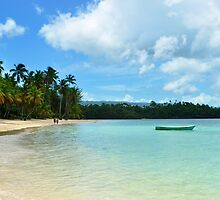 Caribbean beaches  by egbphoto