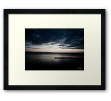 Reflections In Life Northern England Framed Print