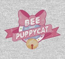 Bee and Puppycat Logo Kids Clothes