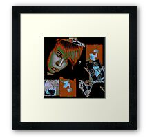 A day is like a thousand years Framed Print