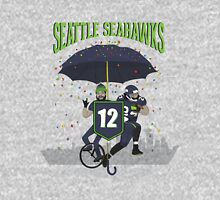Seattle Seahawks Coat of Arms Unisex T-Shirt