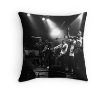 Hypnotic Ensemble Throw Pillow