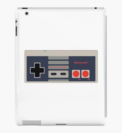Nes Controller Print! iPad Case/Skin