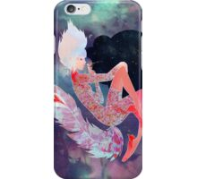 Universe Girl iPhone Case/Skin
