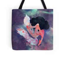 Universe Girl Tote Bag