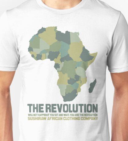 The African Revolution T-Shirt
