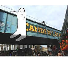 Camden's Creature Photographic Print