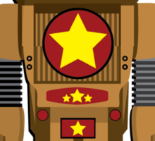 Equal Rights for Killbots! Sticker