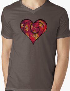 FULL OF LOVE Mens V-Neck T-Shirt