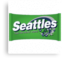 Seattles Canvas Print