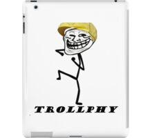 Trollphy part2 iPad Case/Skin