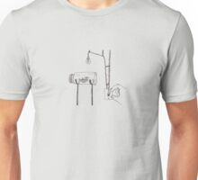 A Scientific Depiction Of Earth Unisex T-Shirt