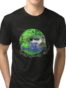 Blessed Earth Tri-blend T-Shirt