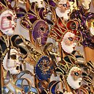 Italian Masks by Beaner