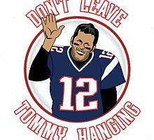High-Five Brady by TenaciousTees