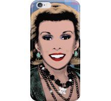 Farewell Joan Rivers 2014 iPhone Case/Skin