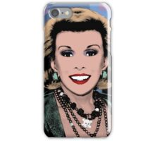Farewell Joan Rivers 2014 iPhone Case/Skin