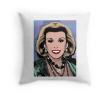 Farewell Joan Rivers 2014 Throw Pillow
