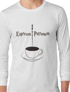 Espresso Patronum  Long Sleeve T-Shirt