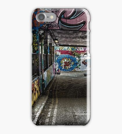 Leak Street Graffiti iPhone Case/Skin